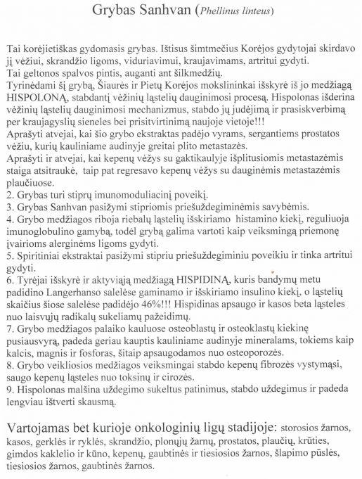 lofantas ir hipertenzija)